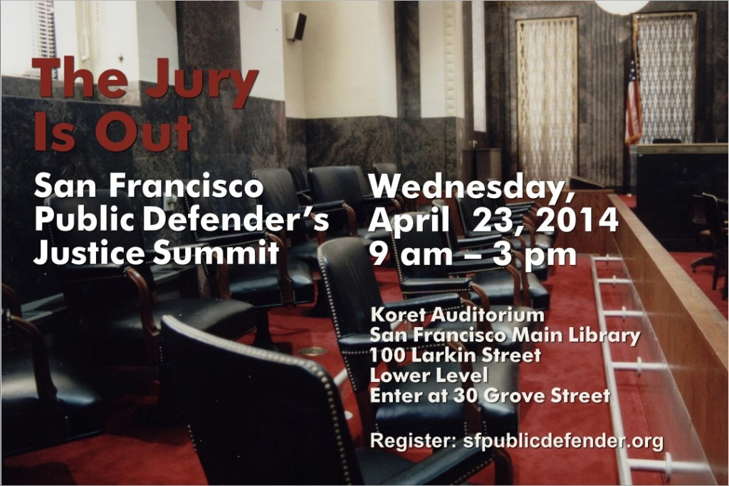 2014-SF-Public-Defender-Justice-Summit