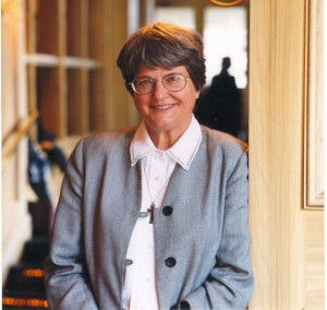 Sister Helen Prejean Color Photo