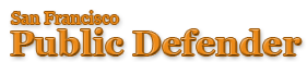 San Francisco Public Defender Logo